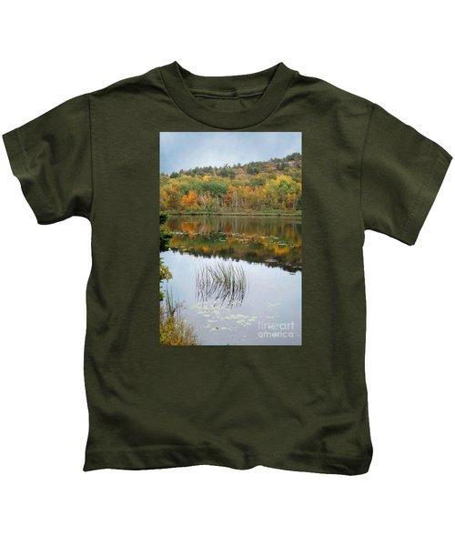 Acadia Autumn Kids T-Shirt