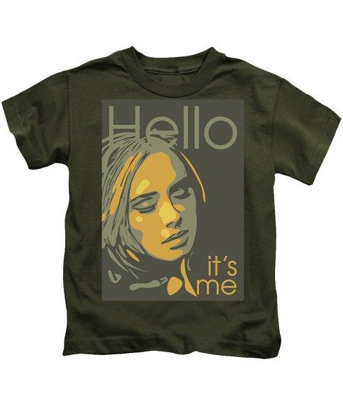 Adele Kids T-Shirt by Greatom London