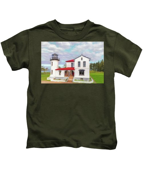 Admiralty Head Imagined Kids T-Shirt
