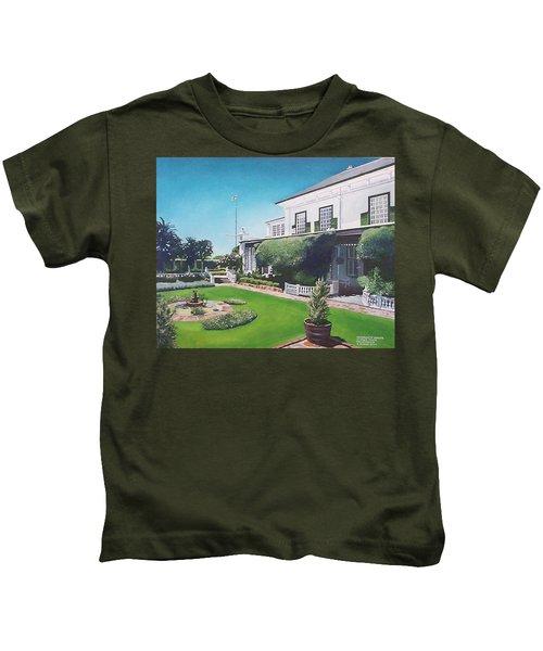 Admiralty House Kids T-Shirt