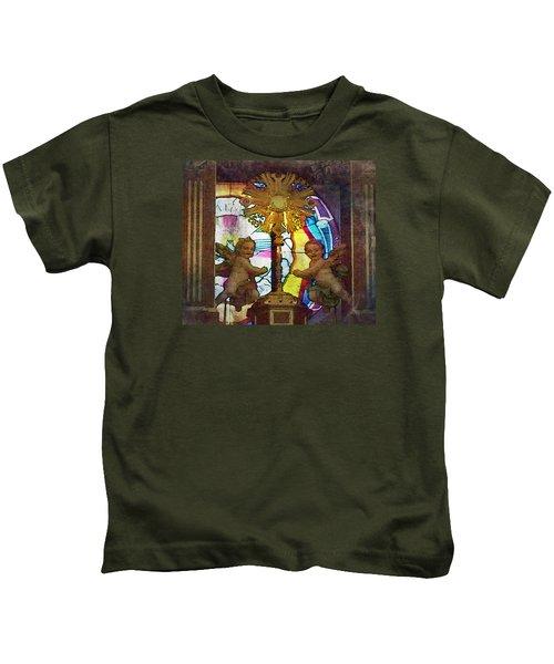 Adoration Chapel 4 Kids T-Shirt