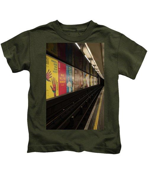 Ads Underground Kids T-Shirt