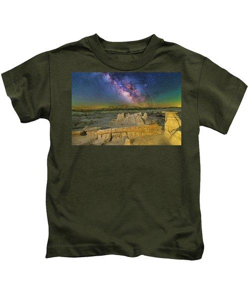 Aeons Of Time Kids T-Shirt