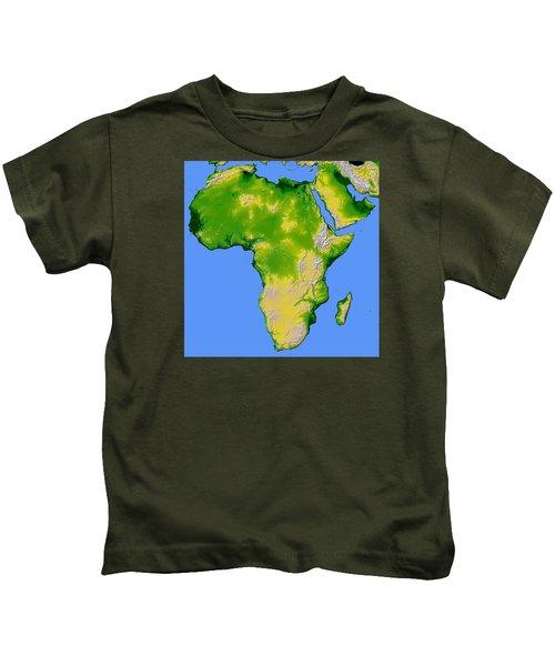 Africa Kids T-Shirt
