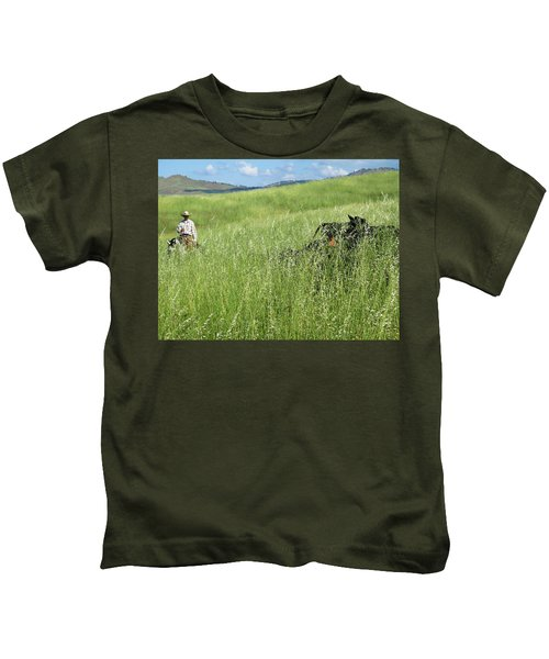 After The Drought Kids T-Shirt