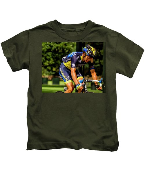 Agony Of Defeat Kids T-Shirt