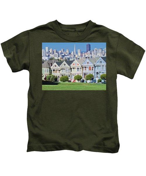 Alamo Square Kids T-Shirt