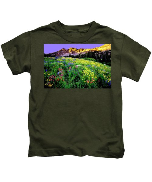 Albion Meadows Kids T-Shirt