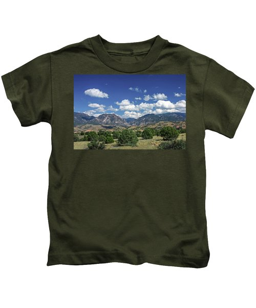 Aldo Leopold Wilderness, New Mexico Kids T-Shirt