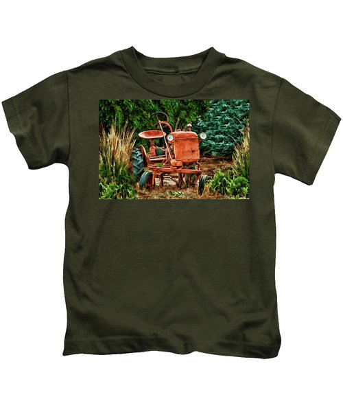 Alice Chalmers Kids T-Shirt