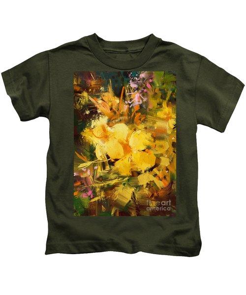 Allamanda Kids T-Shirt