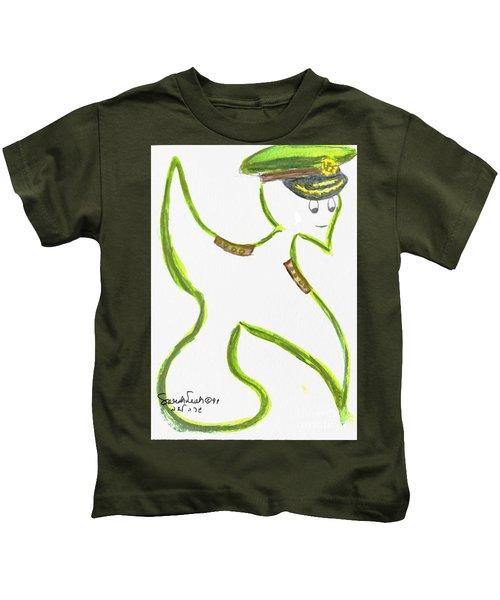 Aluf - General Kids T-Shirt