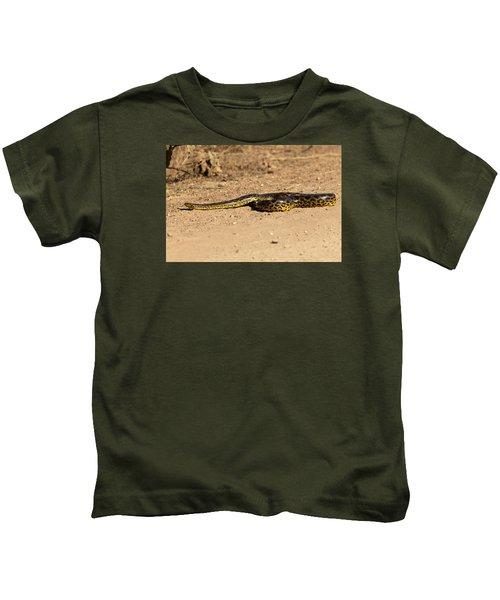 Anaconda Crossing Transpantaneira Kids T-Shirt