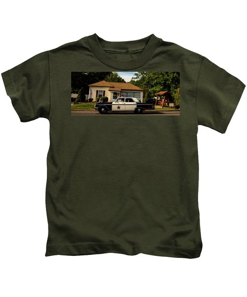 Andy And Barney Kids T-Shirt