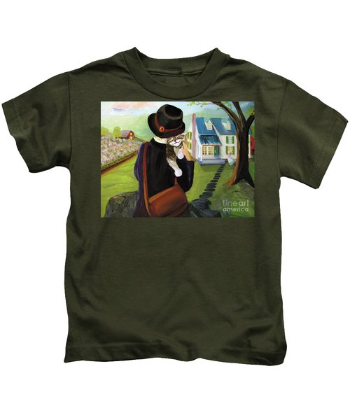 Andy's Home Kids T-Shirt