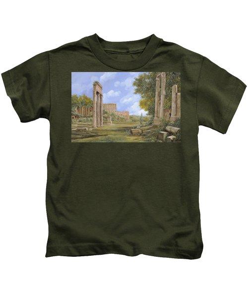 Anfiteatro Romano Kids T-Shirt