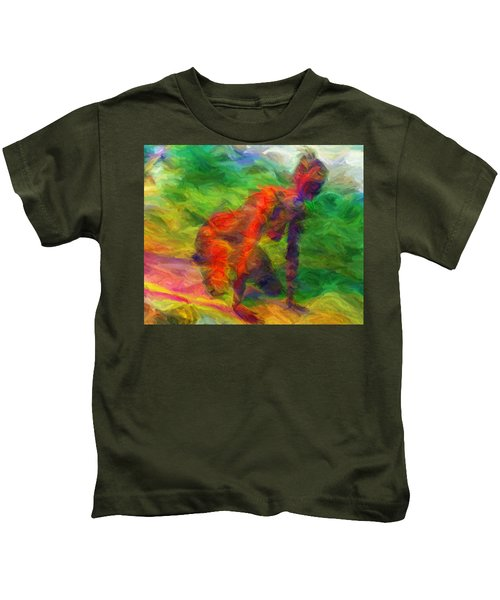 Angelie And The Kneeboard Kids T-Shirt