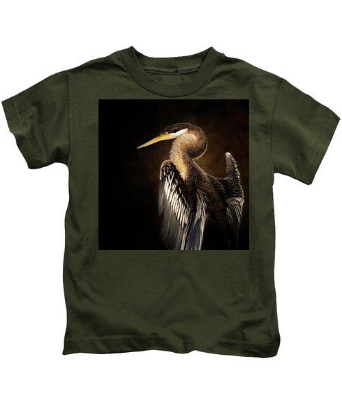Anhinga Kids T-Shirt