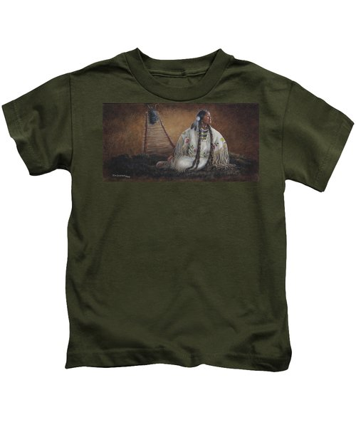 Anticipation Kids T-Shirt