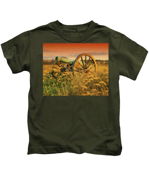 Antietam Battlefield - Dwp140321 Kids T-Shirt