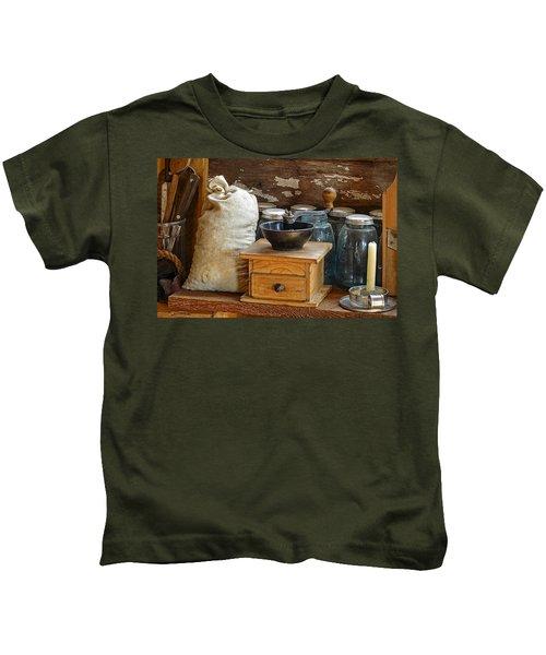 Antique Grinder Kids T-Shirt