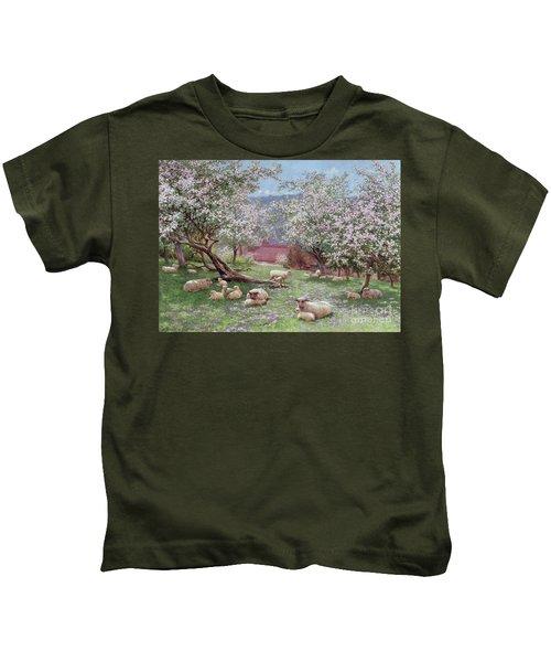 Appleblossom Kids T-Shirt