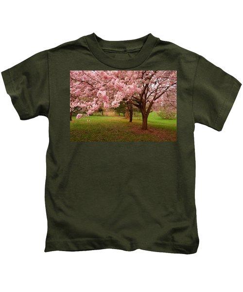 Approach Me - Holmdel Park Kids T-Shirt