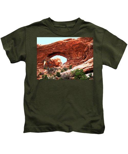 Arch Face Kids T-Shirt