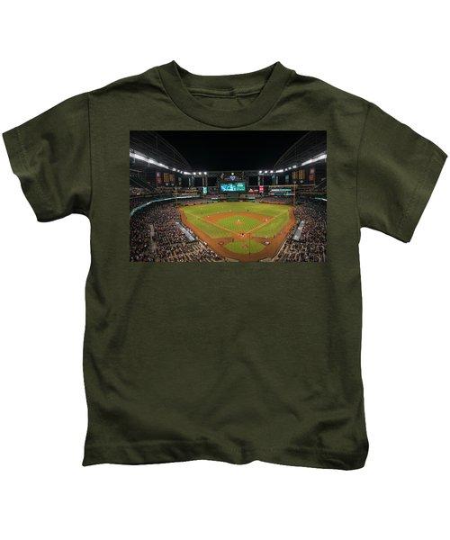 Arizona Diamondbacks Baseball 2639 Kids T-Shirt