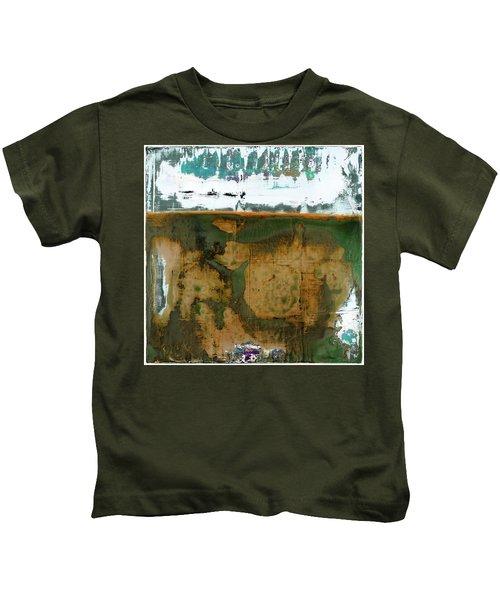 Art Print California 04 Kids T-Shirt