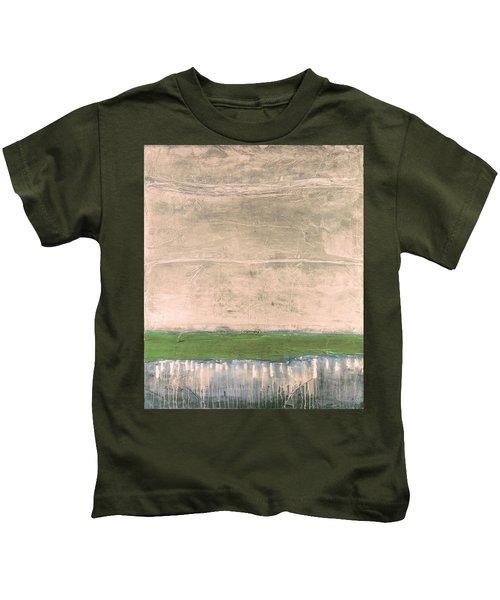 Art Print Nez Perce Kids T-Shirt