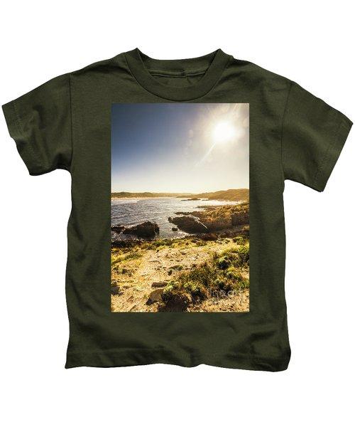 Arthur River Tasmania Kids T-Shirt