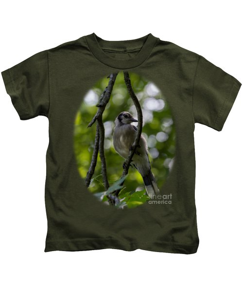 Afternoon Perch Kids T-Shirt