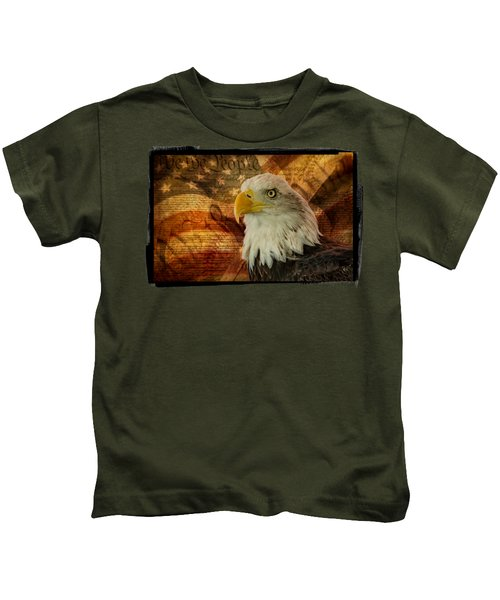 American Icons Kids T-Shirt