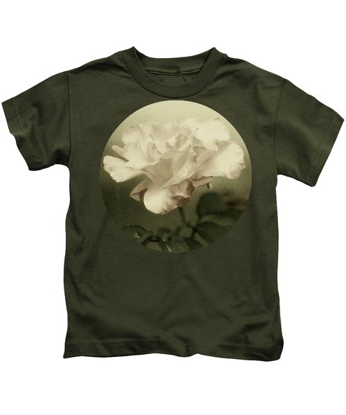 Faded Rose Kids T-Shirt