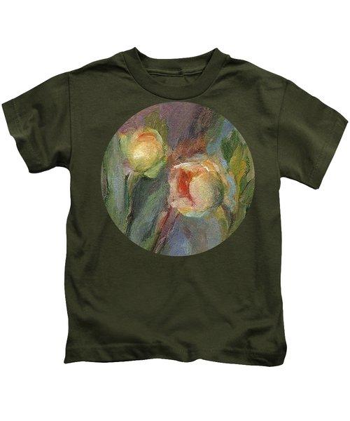 Evening Bloom Kids T-Shirt