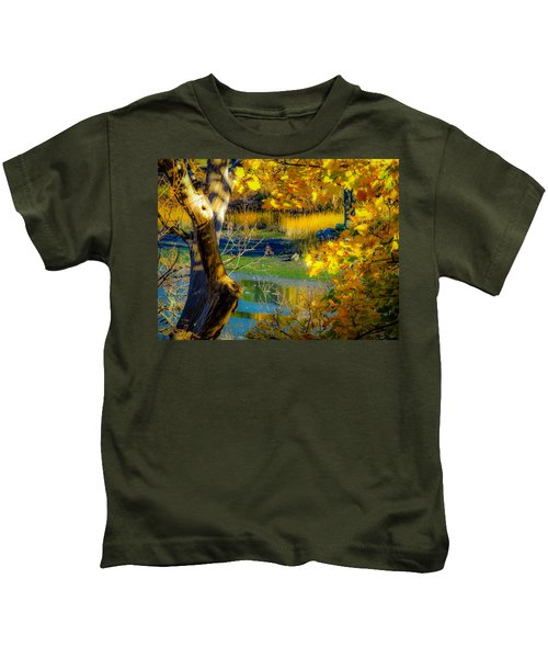 As Fall Leaves Kids T-Shirt