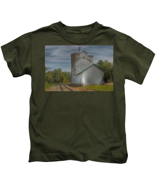 2008 - Aside The Tracks In Mayville Kids T-Shirt