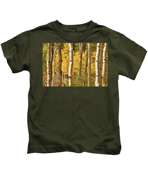 Aspen Gold Kids T-Shirt