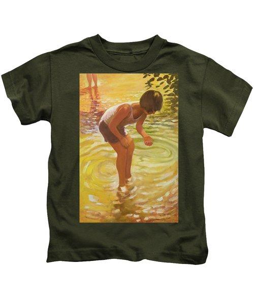 Athena Wading Kids T-Shirt
