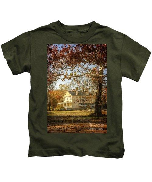 Atsion Mansion Kids T-Shirt