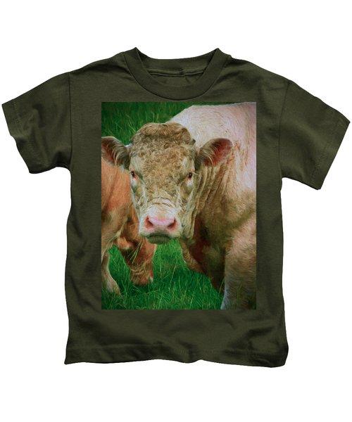 Attention  Kids T-Shirt