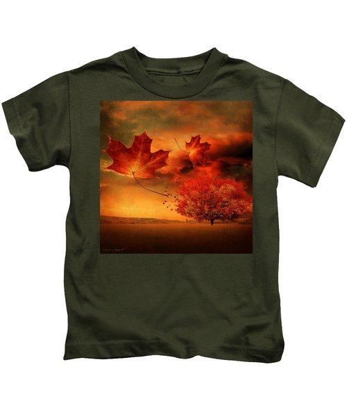Autumn Blaze Kids T-Shirt