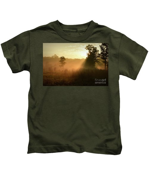 Autumn Equinox Kids T-Shirt