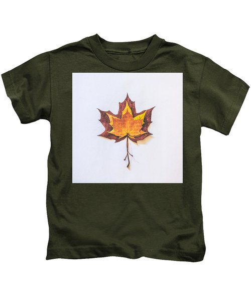 Autumn Fire Kids T-Shirt