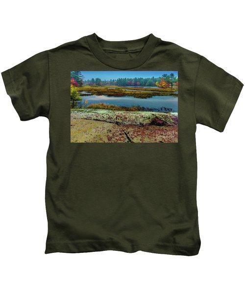 Autumn Rain 2 Kids T-Shirt
