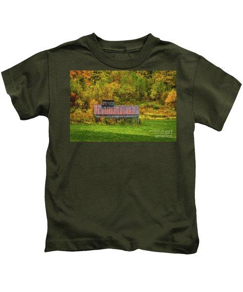 Autumn Rain 3 Kids T-Shirt