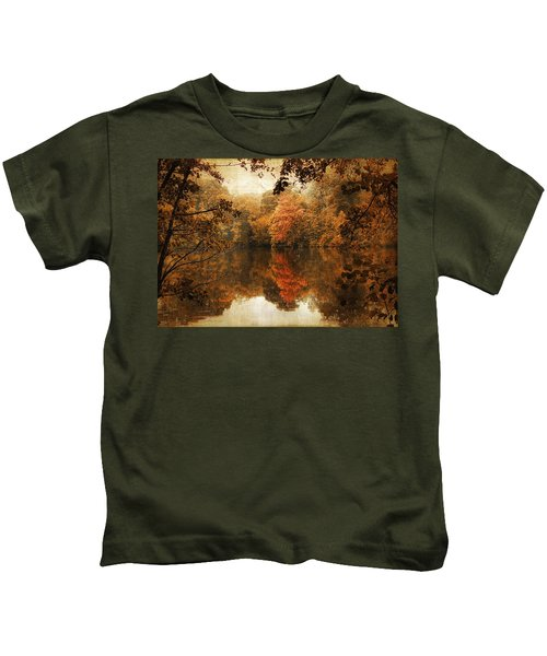Autumn Reflected Kids T-Shirt