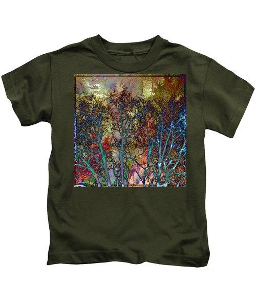 Autumn Woods Kids T-Shirt