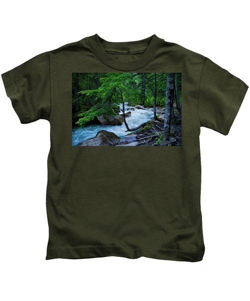 Avalanche Creek Kids T-Shirt